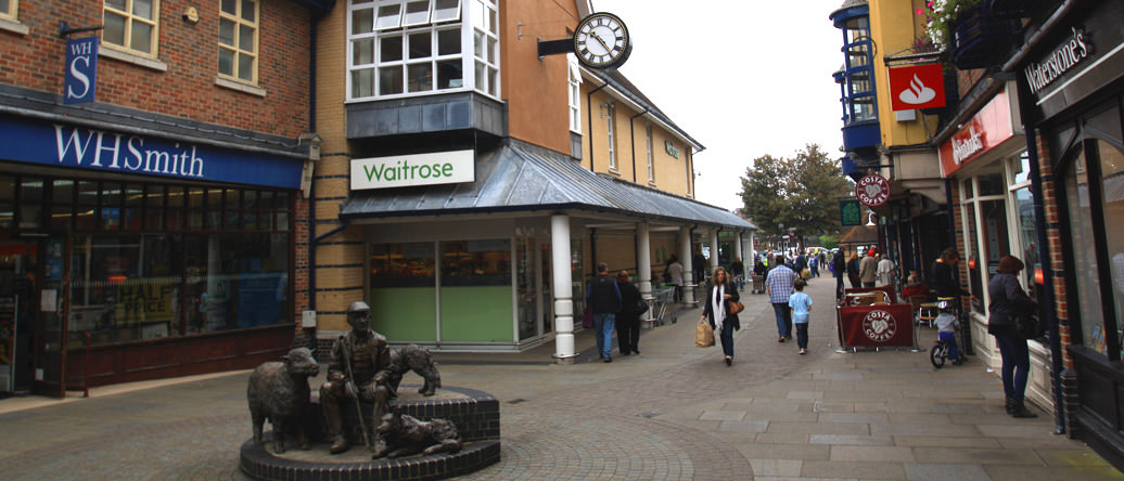 Waitrose, Petersfield